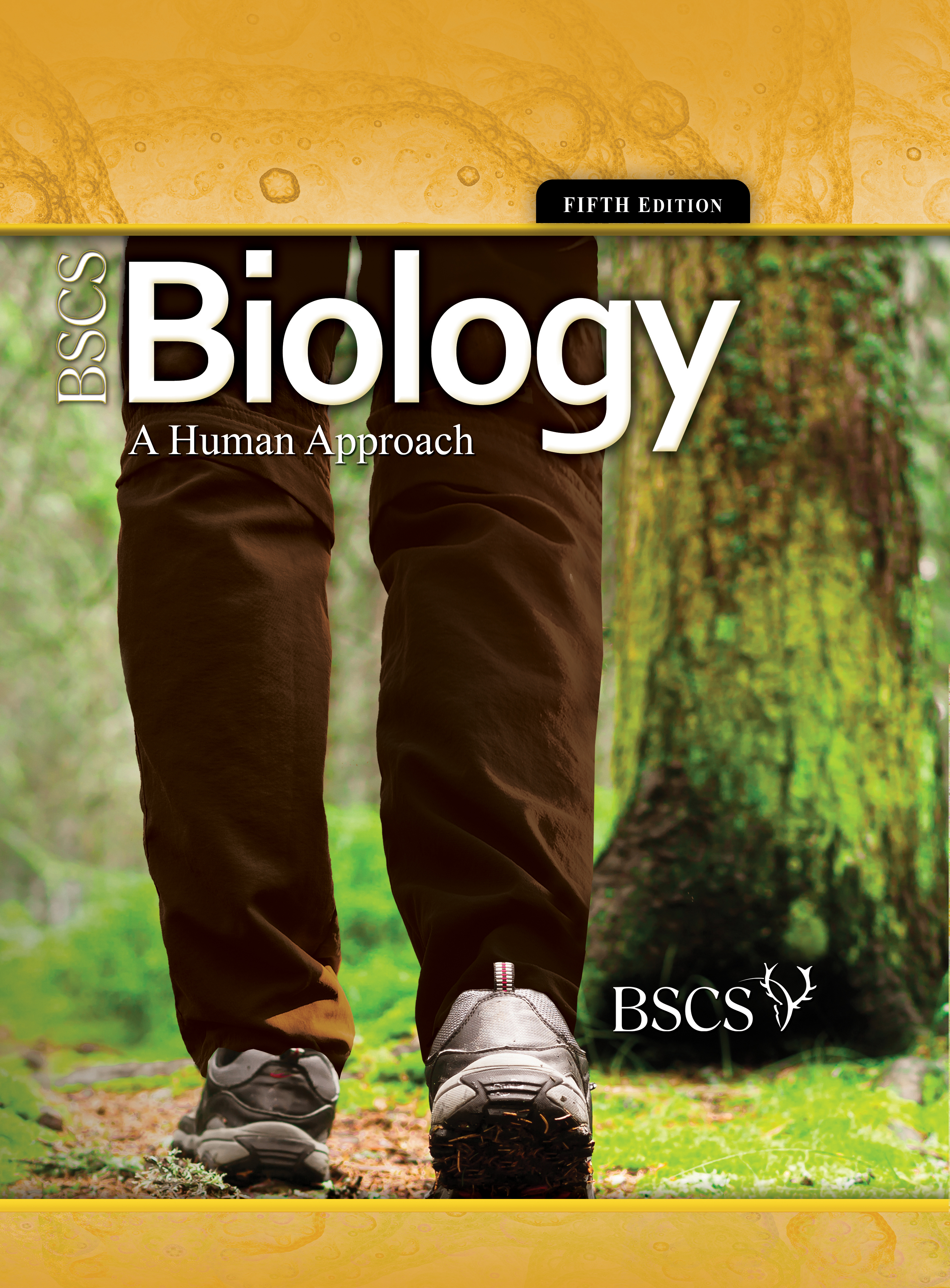 BSCS Biology: A Human Approach Student 1 Year Online License