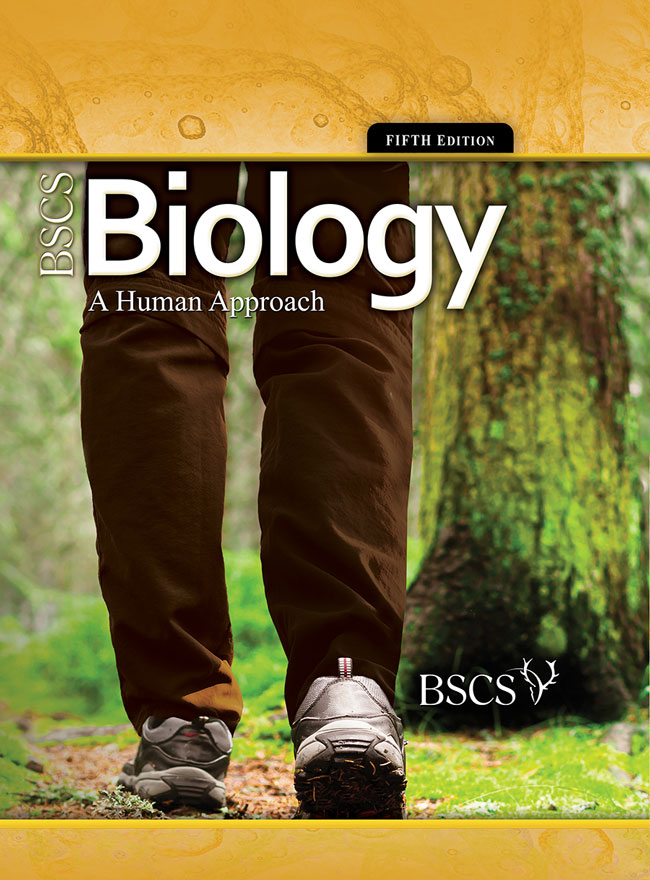 BSCS Biology: A Human Approach Student Edition
