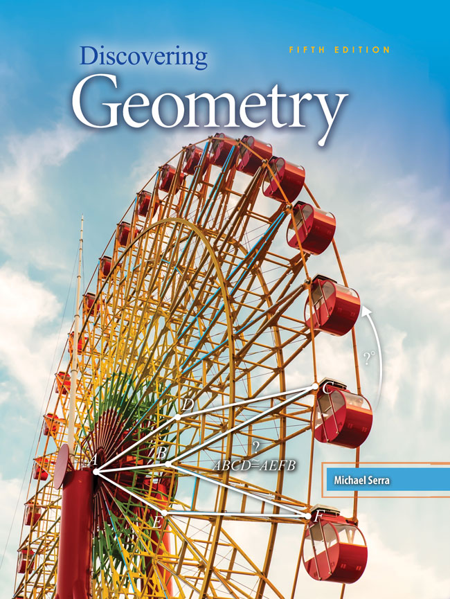Discovering geometry student edition prek 12 discovering geometry student edition fandeluxe Image collections