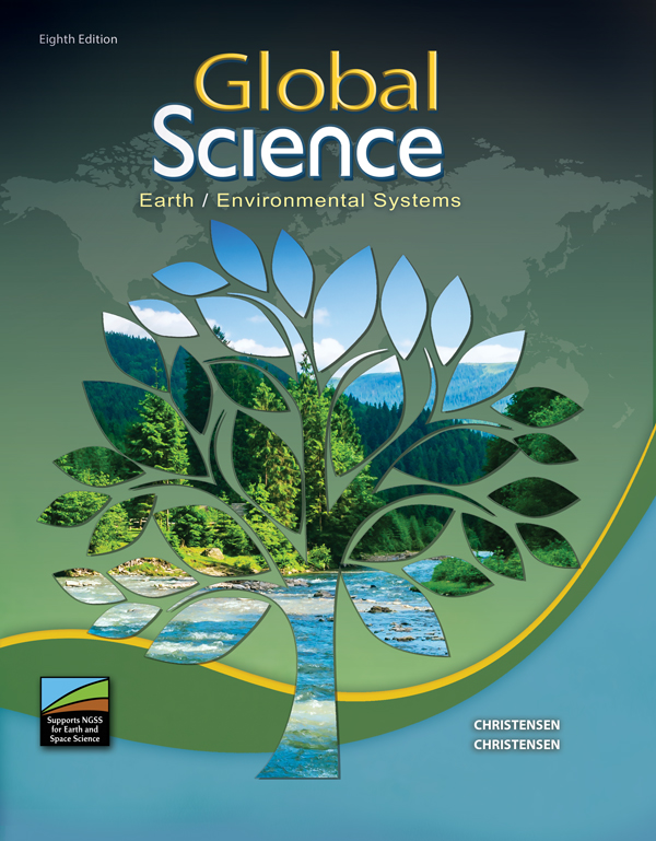 Global Science: Chapter 3 Energy Flow and Matter Cycles Teacher 1 Year License
