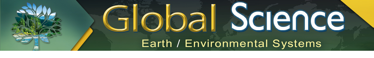 Global Science Banner, Global science, Global science curriculum, Kendall Hunt science curriculum, high school science