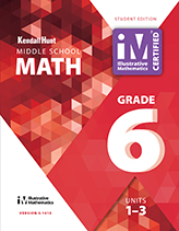 Illustrative Mathematics Grade 6 Middle School Math