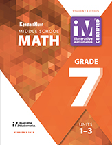 Illustrative Mathematics Grade 7 Middle School Math