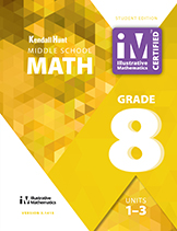 Illustrative Mathematics Grade 8 Middle School Math