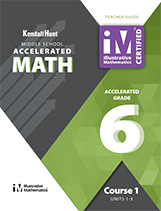 Illustrative Mathematics: Accelerated Course 1 Teacher Edition