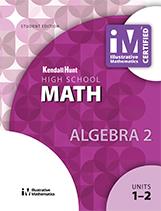 Illustrative Mathematics: Algebra II Student Edition Set