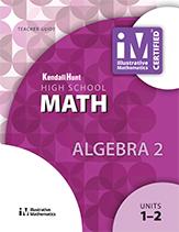 Illustrative Mathematics: Algebra II Teacher Guide