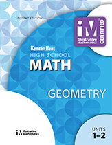Illustrative Mathematics: Geometry Student Edition Set