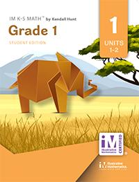 Illustrative Mathematics: Grade 1 Student Edition Set