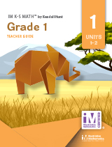 Illustrative Mathematics: Grade 1 Teacher Guide Set
