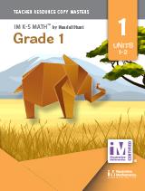Illustrative Mathematics: Grade 1 Teacher Resource Copy Master Set