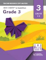 Illustrative Mathematics: Grade 3 Teacher Resource Copy Master Set
