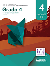 Illustrative Mathematics: Grade 4 Spanish Student Edition Set