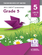 Illustrative Mathematics: Grade 5 Teacher Resource Copy Master Set