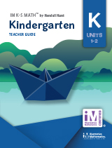 Illustrative Mathematics: Kindergarten Teacher Guide Set