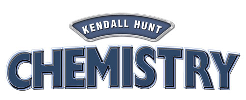 Kendall Hunt Chemistry, high school science, Kendall Hunt Publishing K-12 Science Curriculum, Kendall Hunt Publishing K-12