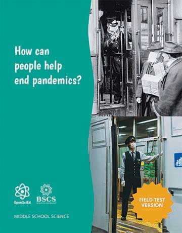 COVID-19 Middle School: How can people help end a pandemic? Student Edition