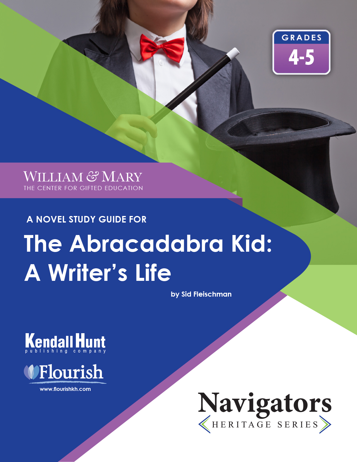 William & Mary Navigator Abracadabra Kid