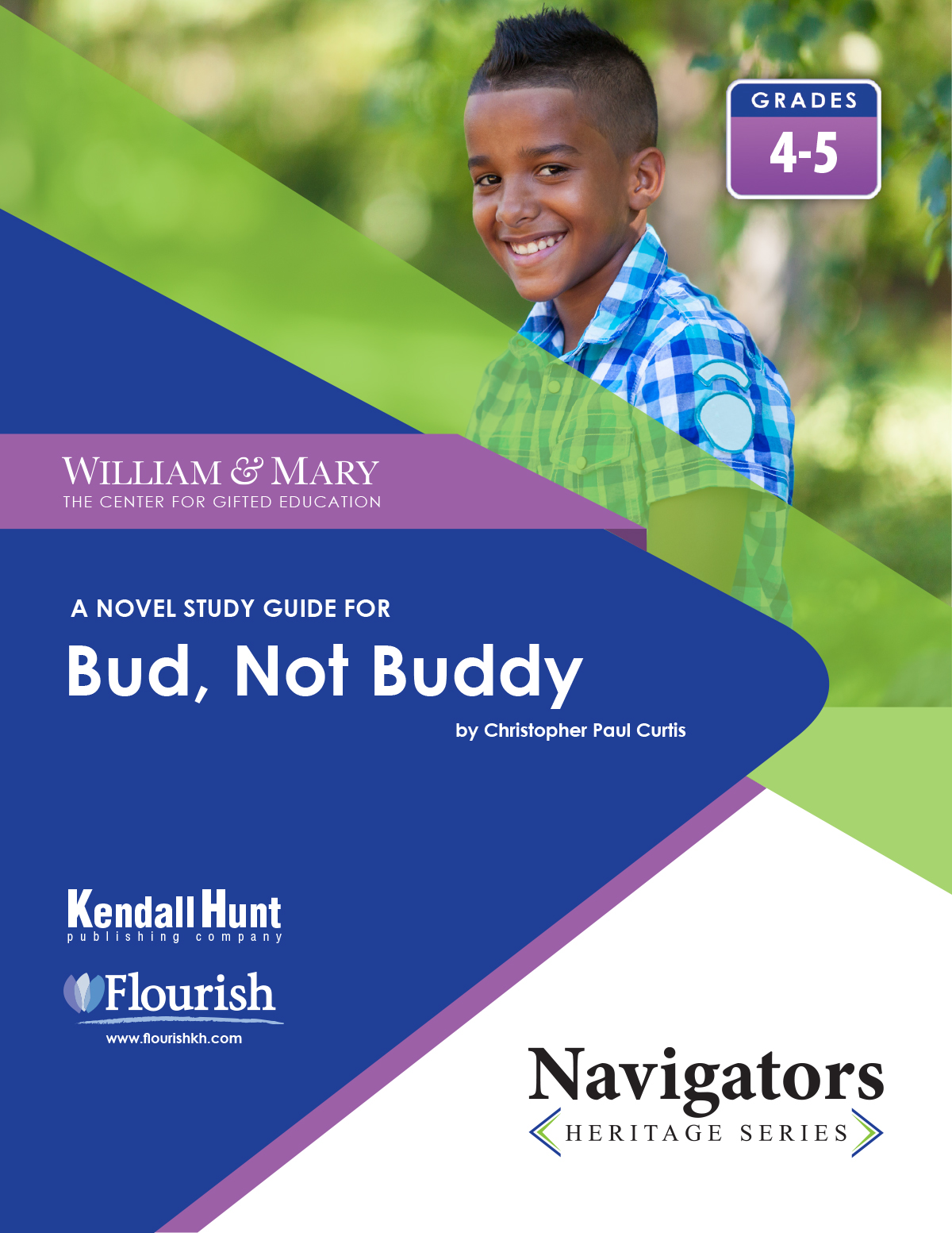 William & Mary Navigator Bud, Not Buddy