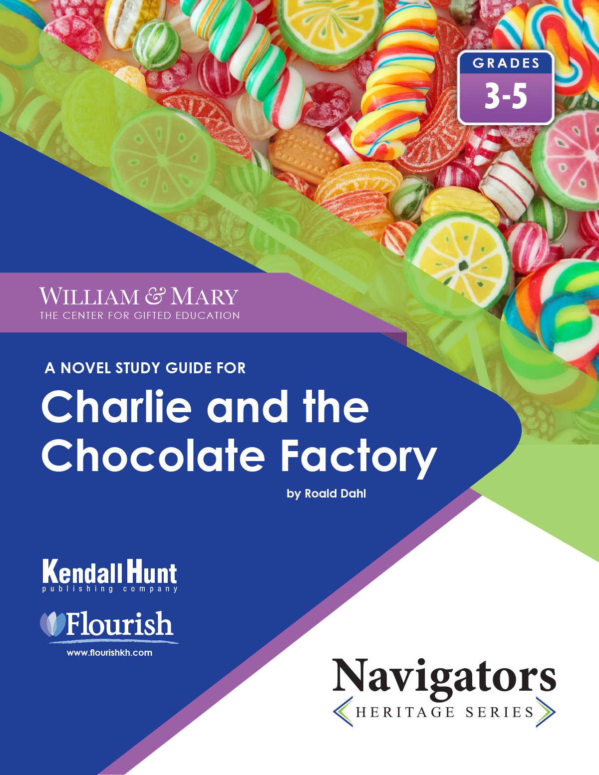 William & Mary Navigator Charlie and the Chocolate Factory