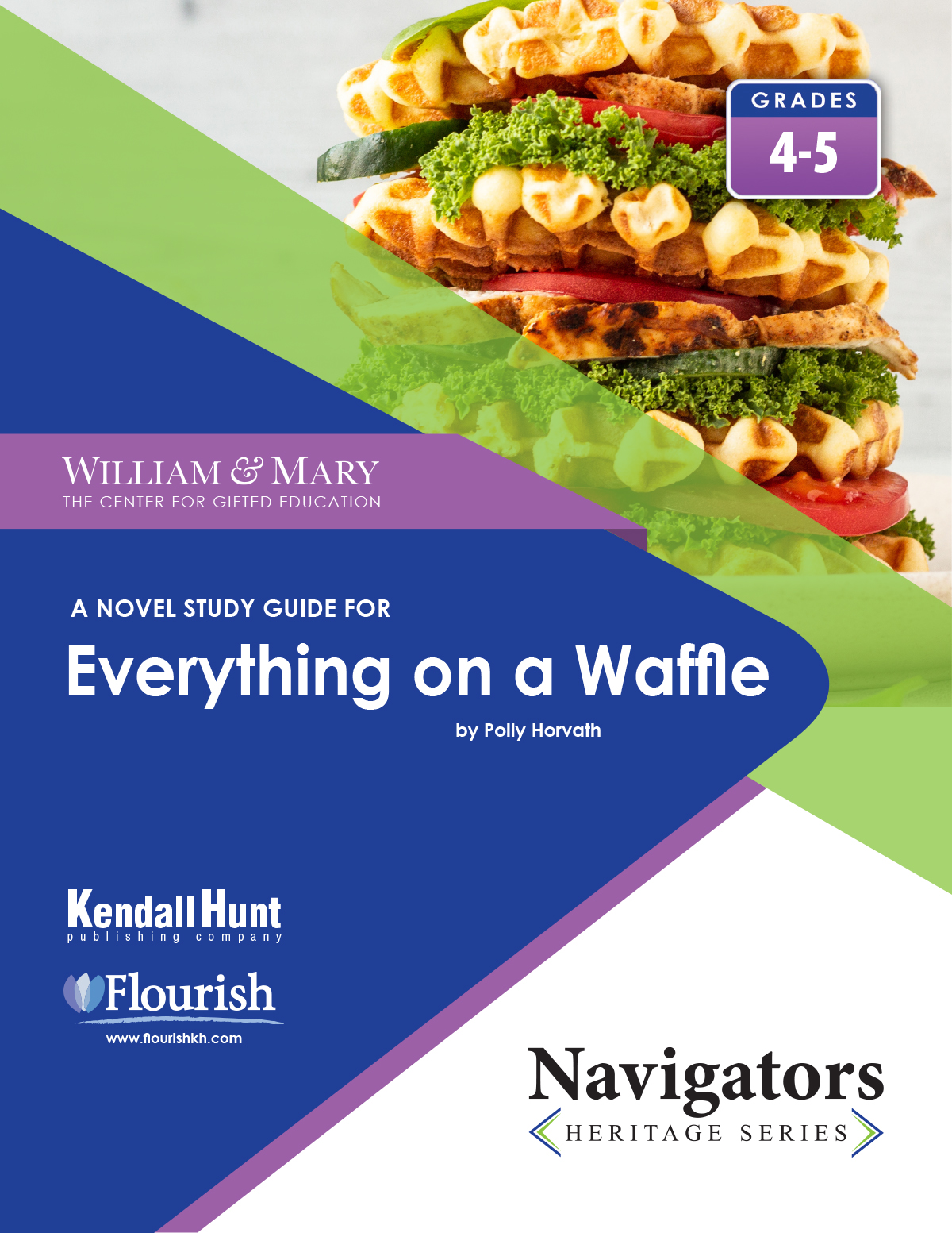 William & Mary Navigator Everything on a Waffle