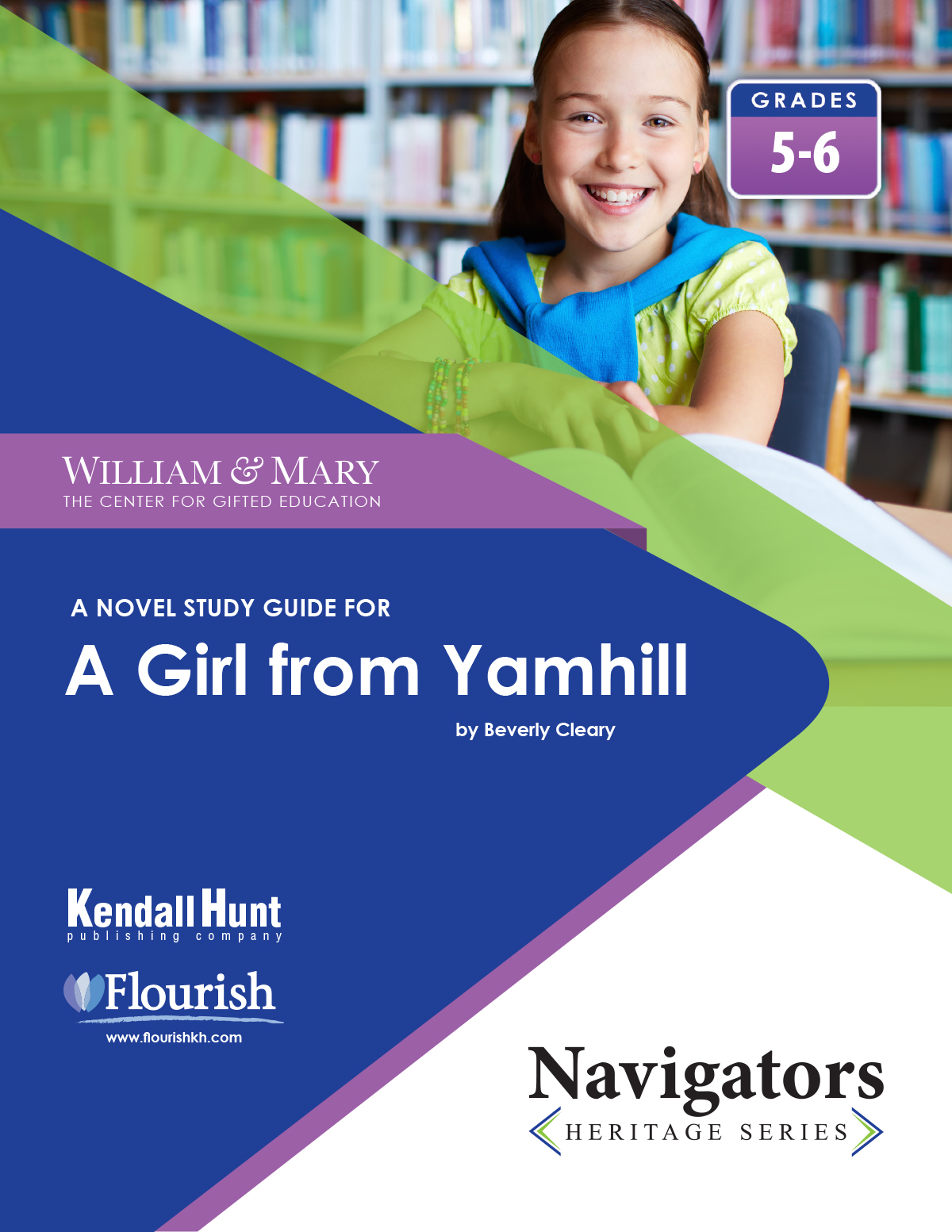 William & Mary Navigator A Girl From Yamhill