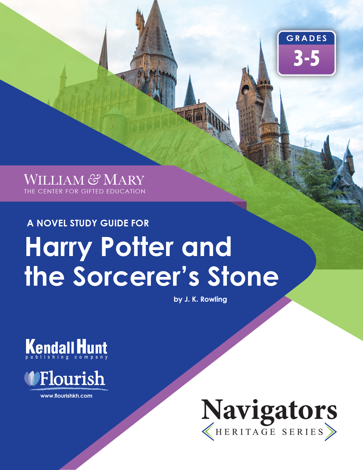 William & Mary Navigator Harry Potter and the Sorcerer's Stone