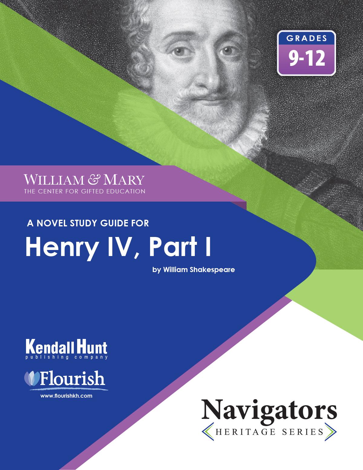 William & Mary Navigator Henry IV, Part 1