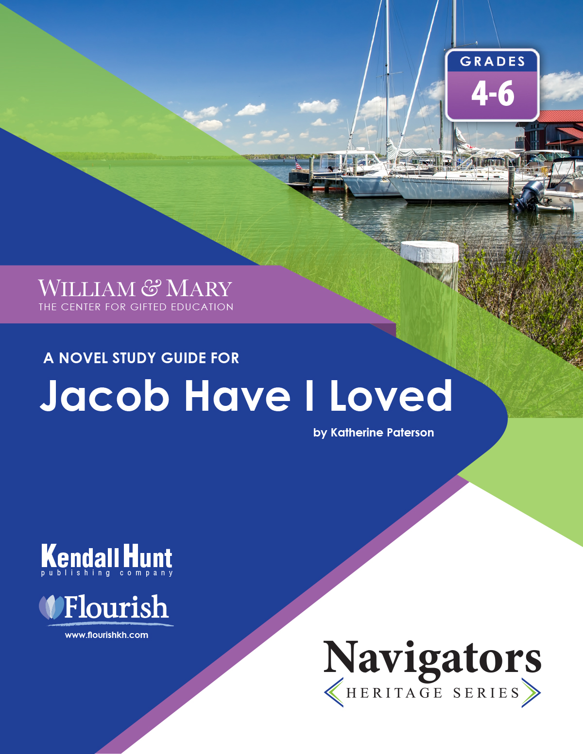 William & Mary Navigator Jacob Have I Loved