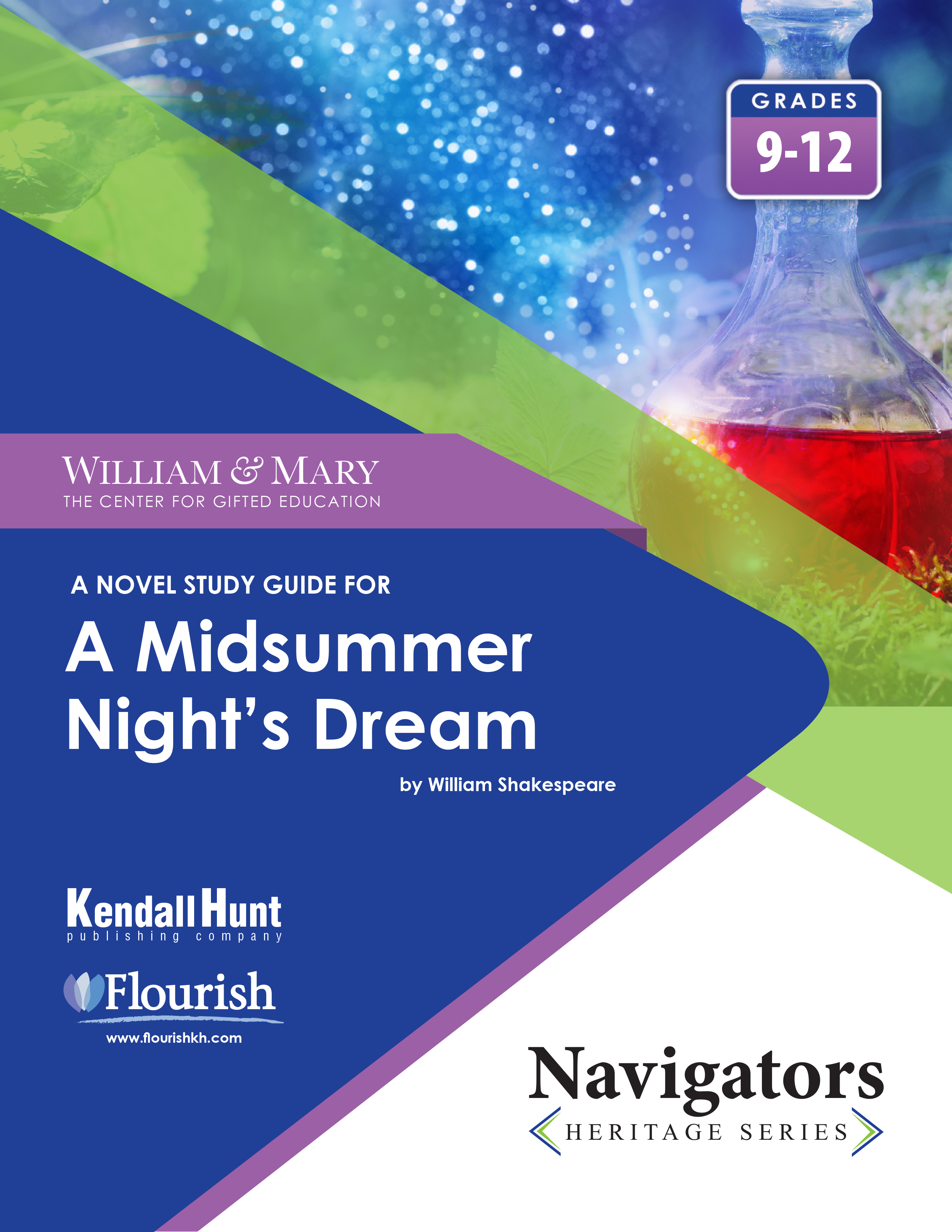 William & Mary Navigator A Midsummer Night's Dream