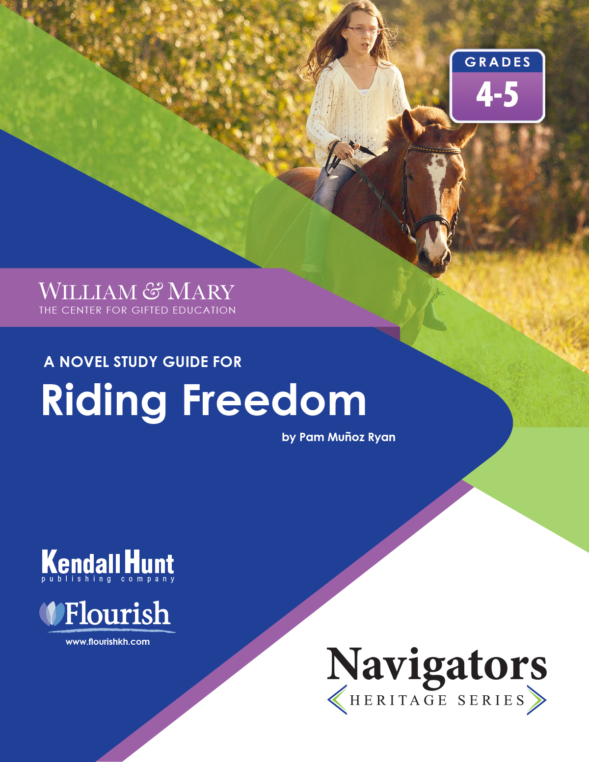 William & Mary Navigator Riding Freedom