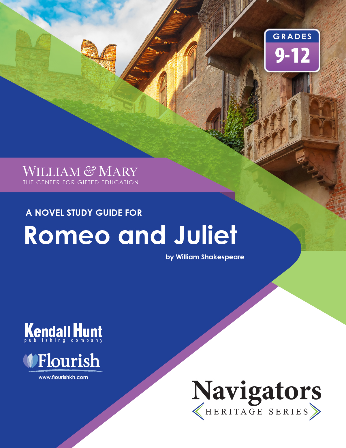 William & Mary Navigator Romeo and Juliet