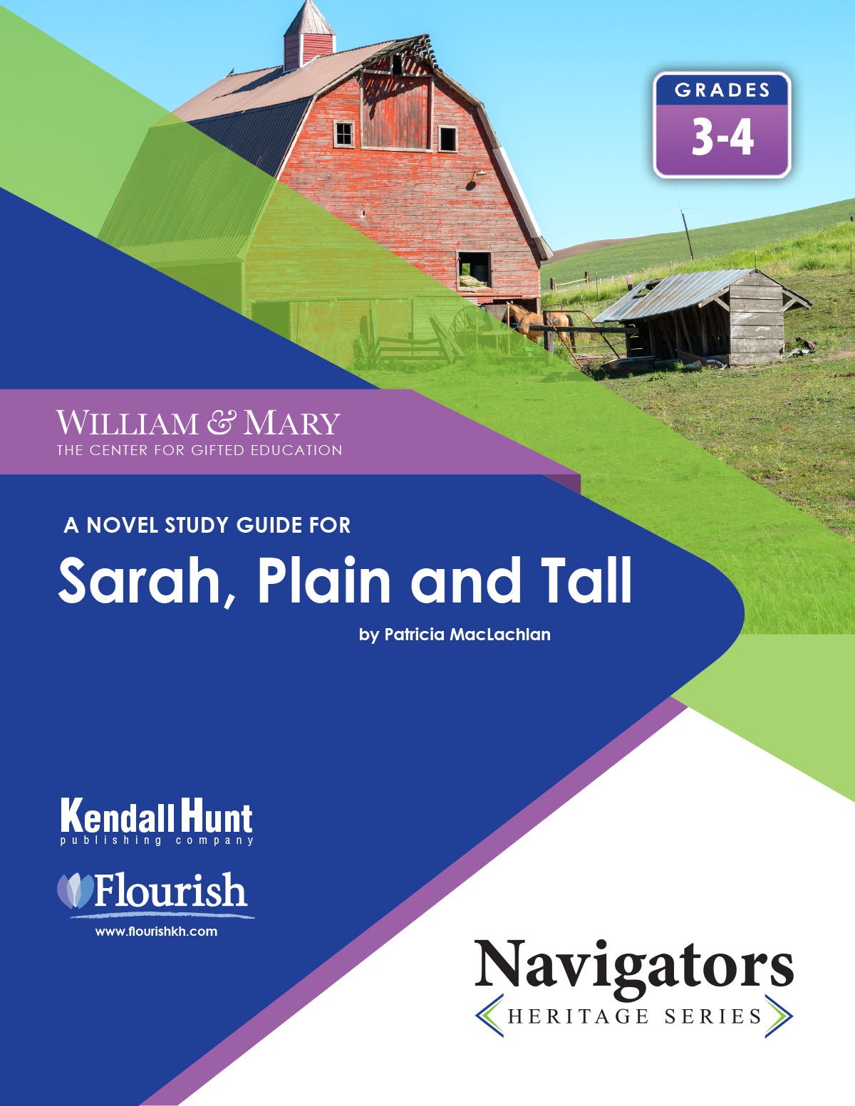 William & Mary Navigator Sarah Plain and Tall
