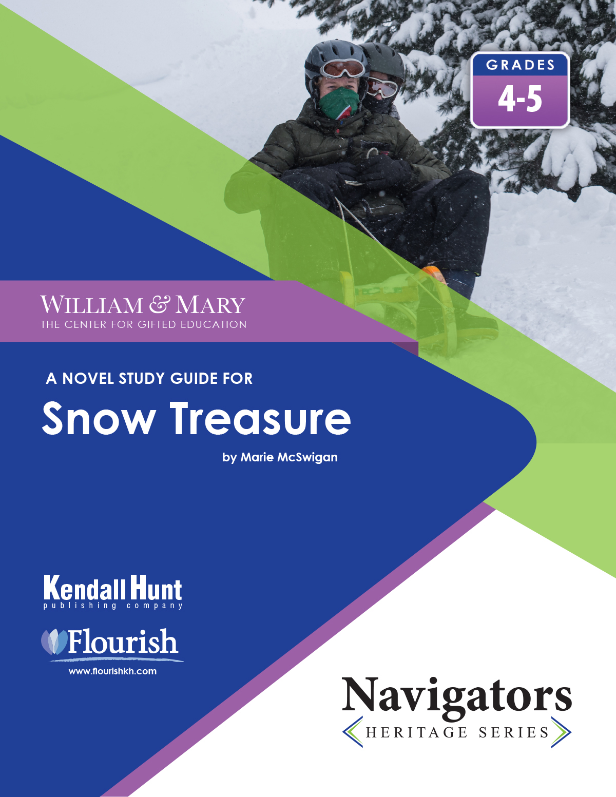 William & Mary Navigator Snow Treasure