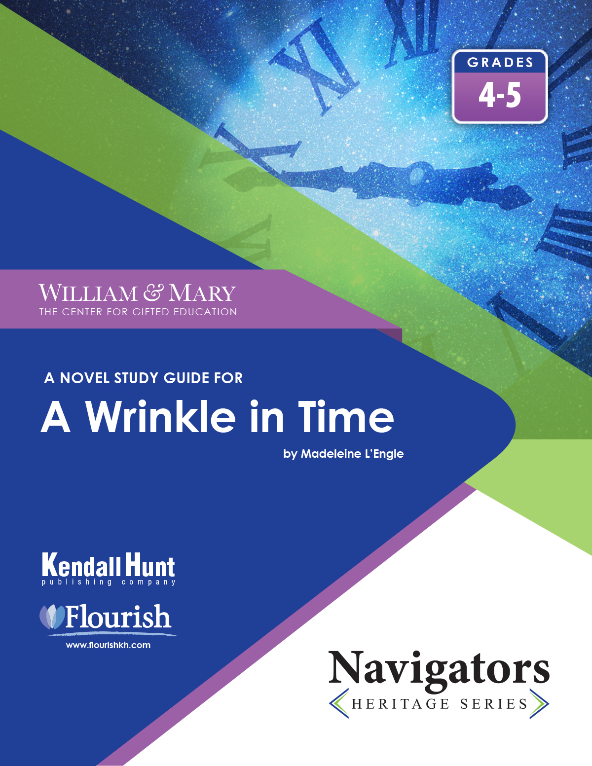 William & Mary Navigator A Wrinkle in Time