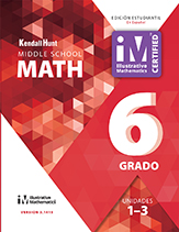 Illustrative Mathematics: Grade 6 Spanish Student Edition 3.1415 Set