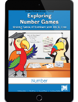 Project M2 Level 1 Unit 3: Exploring Number Games: Making Sense of Numbers with Imi and Zani Student Mathematician Journal 1 Year License