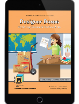 Project M3: Level 5-6: Designer Boxes: Exploring Volume and Surface Area Student Mathematicians Journal 1 Year License