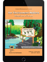 Project M3: Level 5-6: Our Environment Matters: Making Sense of Percents Student Mathematicians Journal 1 Year License