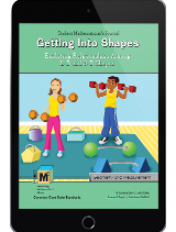 Project M3: Level 4-5: Getting Into Shapes: Exploring Relationships Among 2-D and 3-D Shapes Student Mathematician's Journal 1 Year License