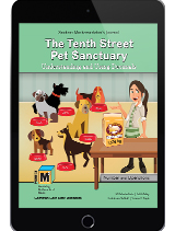 Project M3: Level 4-5: The Tenth Street Pet Sanctuary: Understanding and Using Decimals Student Mathematician's Journal 1 Year License