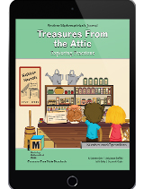 Project M3: Level 4-5: Treasures From the Attic: Exploring Fractions Student Mathematician's Journal 1 Year License