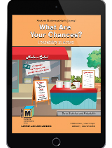 Project M3: Level 5-6: What Are Your Chances?: Probability in Action Student Mathematician's Journal 1 Year License