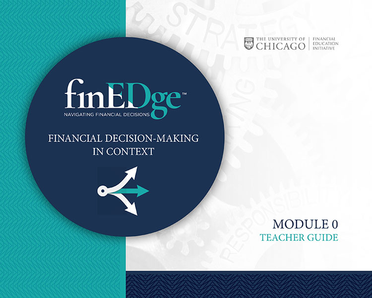 finEDge: Teacher Lesson Guide and Resources + 6 Year License