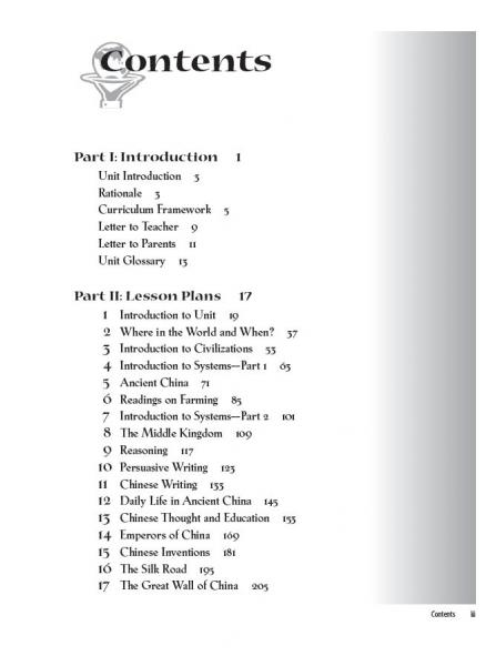 Ancient China TOC page iii.JPG