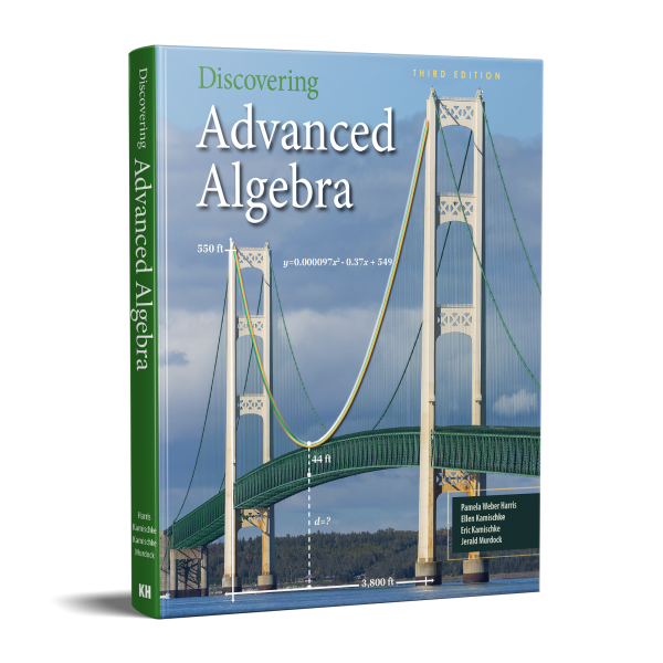 Discovering Advanced Algebra Discovering Mathematics