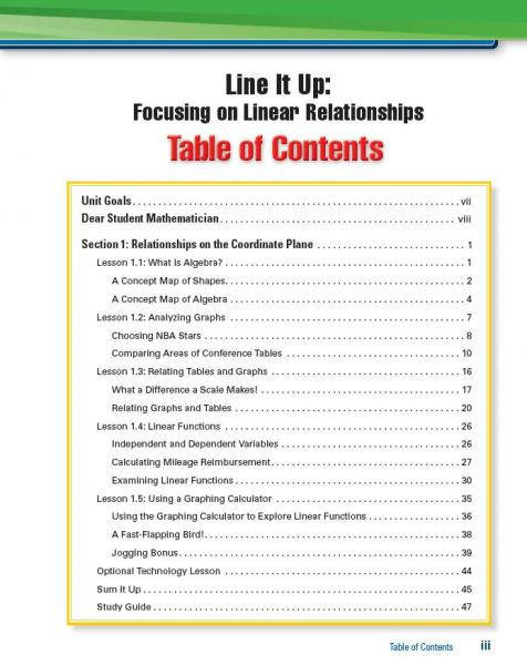 Line it Up SE TOC page iii.JPG