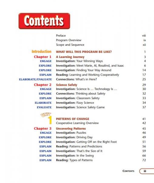 Science and Tech Earth SE TOC page iii.JPG