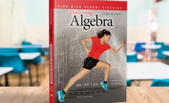 Kern High School Discovering Algebra Custom Curriculum