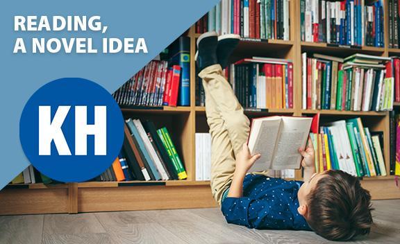 Reading: A Novel Idea Blog